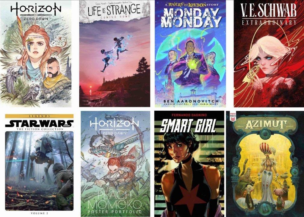 Titan Comics Announces July 2021 Lineup—Horizon Zero Dawn Gets Second Arc