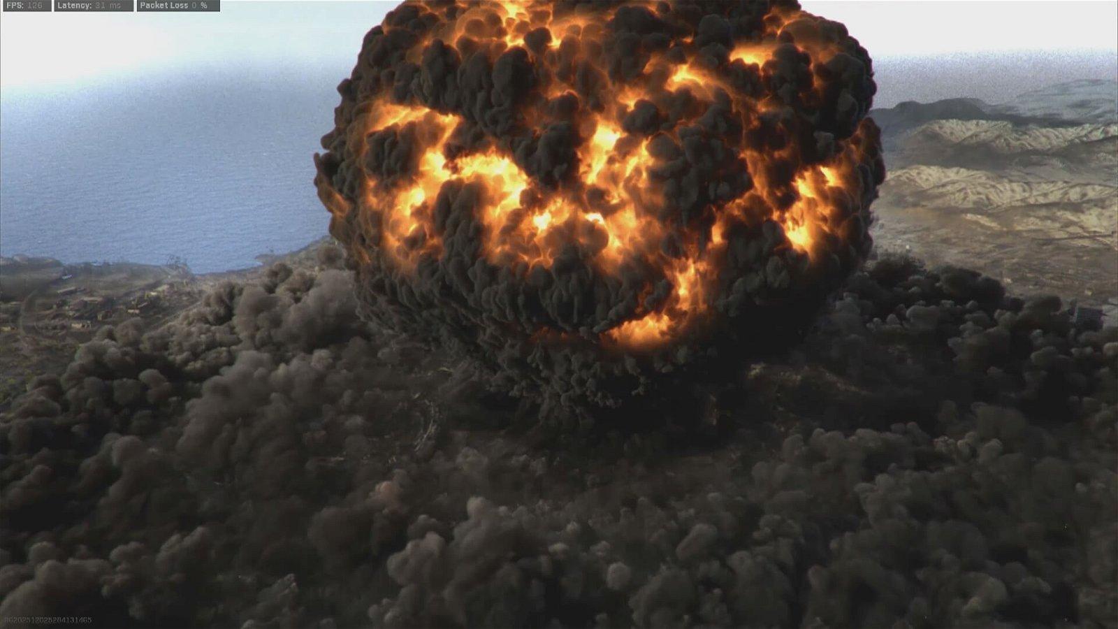 Call of Duty — Verdansk Gets Nuked!