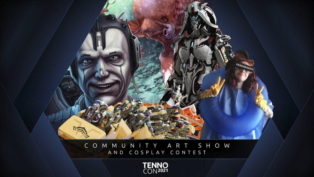 Warframe's Tennocon 2021 Date Announced