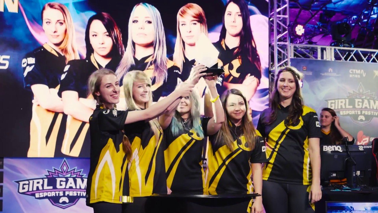 Women In Esports Announce New Chair And 2021   Tournament