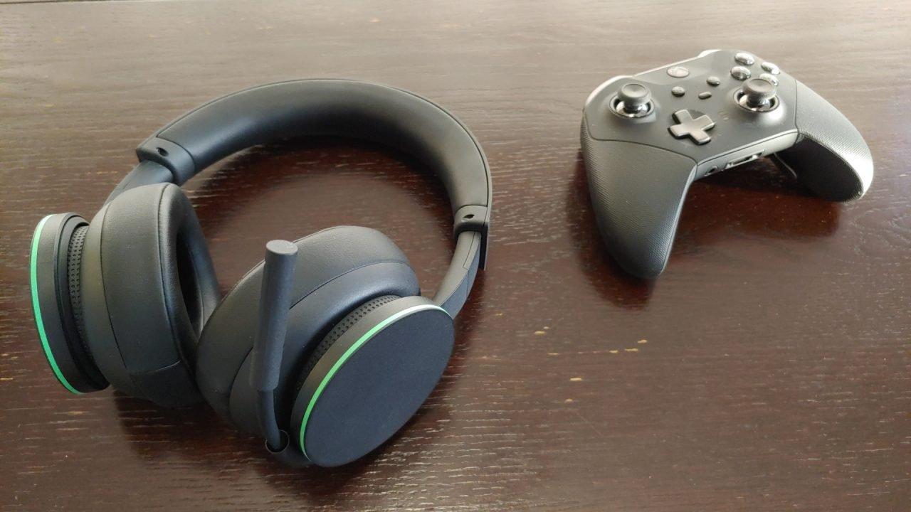 Xbox Wireless Headset Review