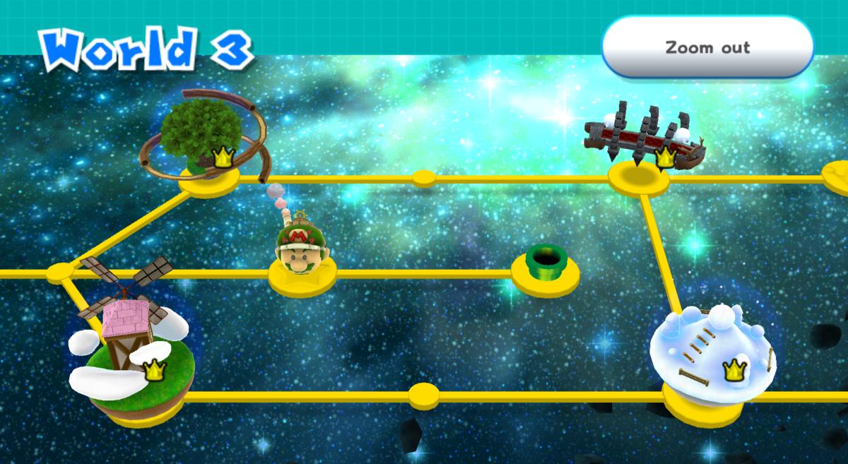 Super Mario Galaxy 2 (Wii) Review