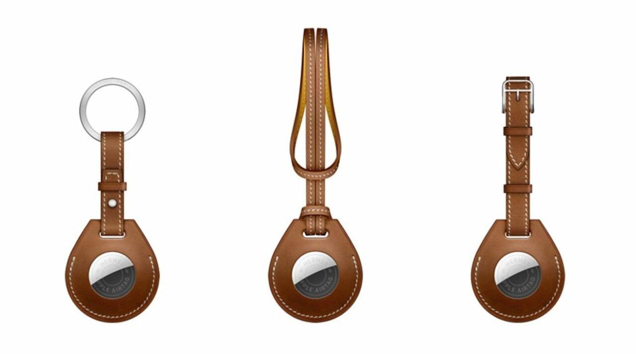 Apple Hermès Airtags