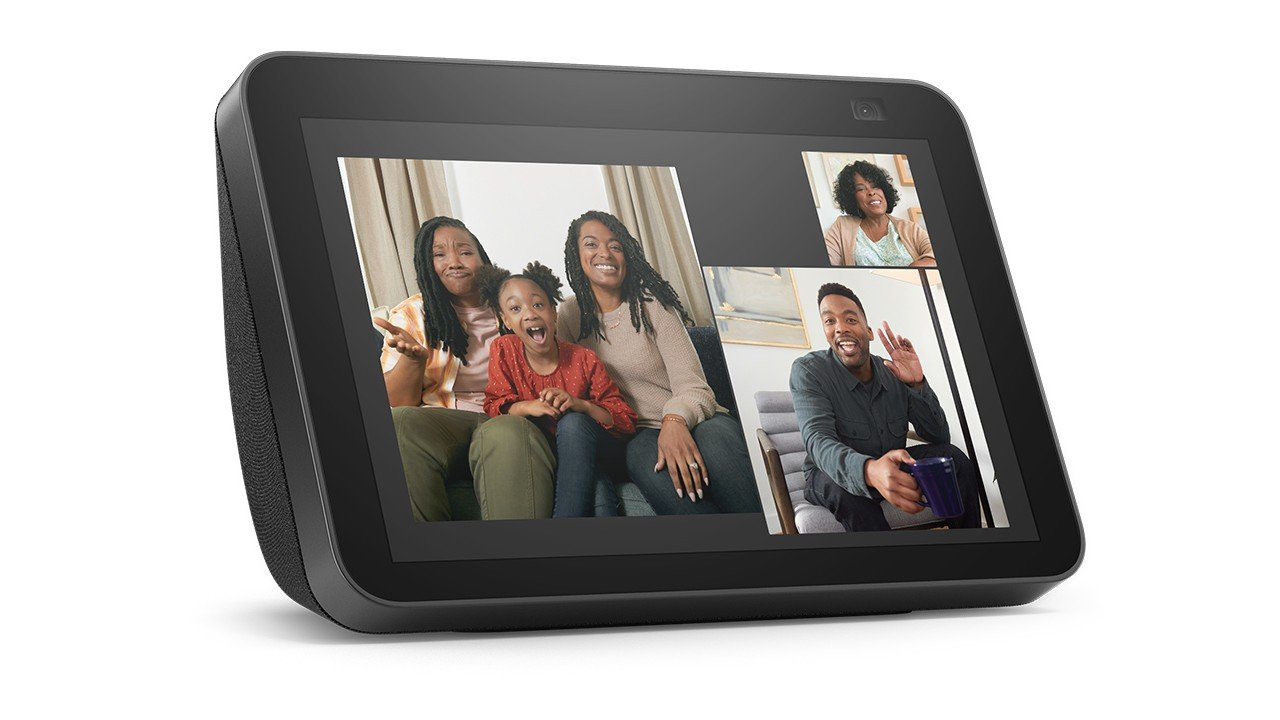 Upgraded Amazon Echo Show 5 And 8 Announced