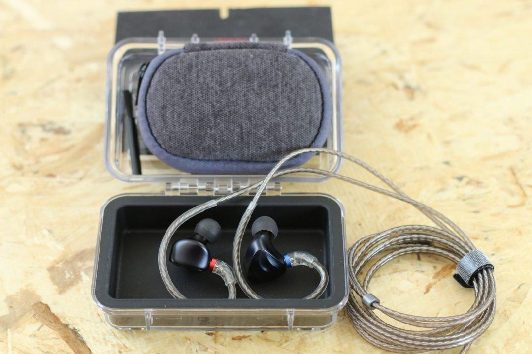 Fiio Fh3 Earphones