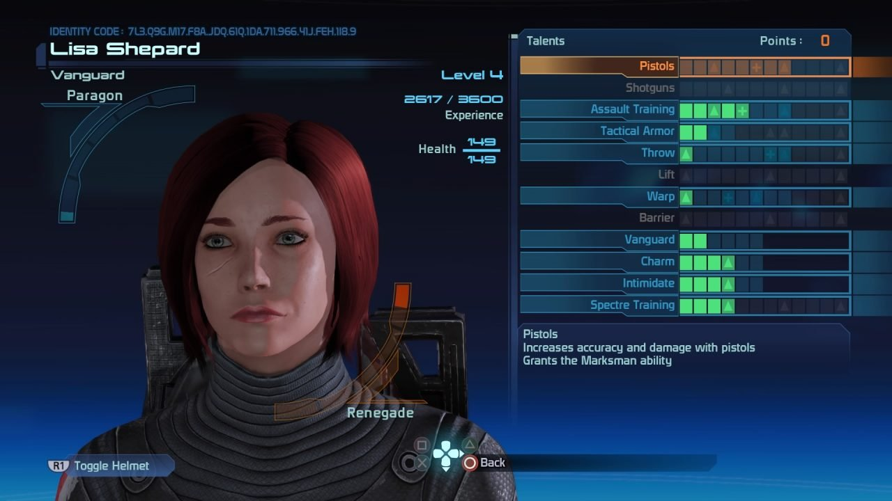 For Once, My Avatar Looks As Good In-Game As They Do In The Character Builder.