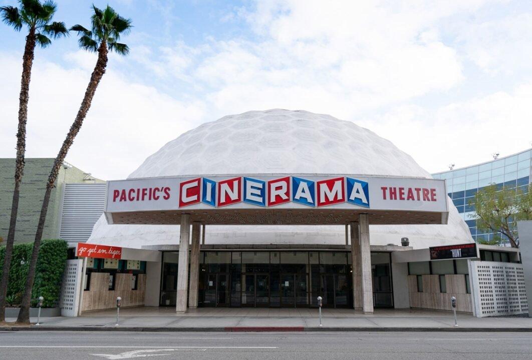 Pacific'S Cinerama Theatre