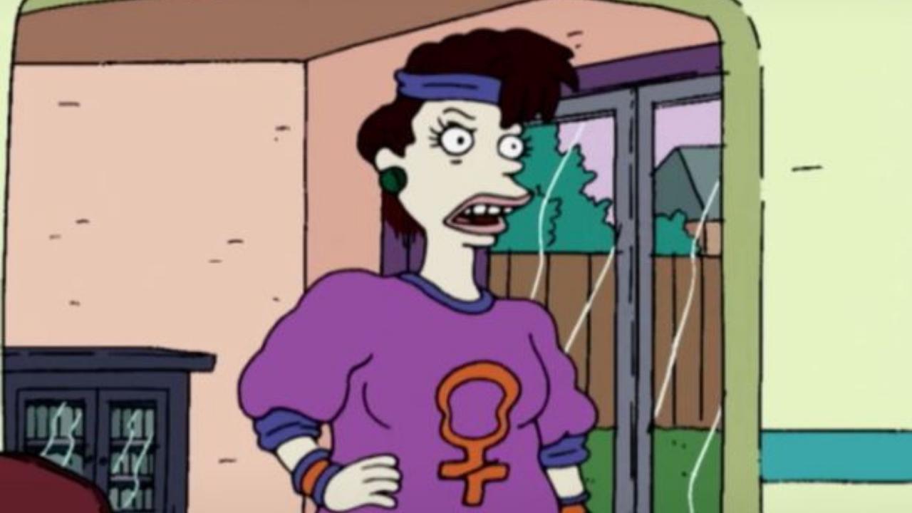 Rugrats Betty Deville