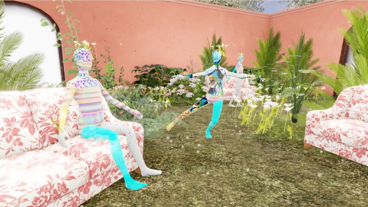 Roblox Gucci Garden