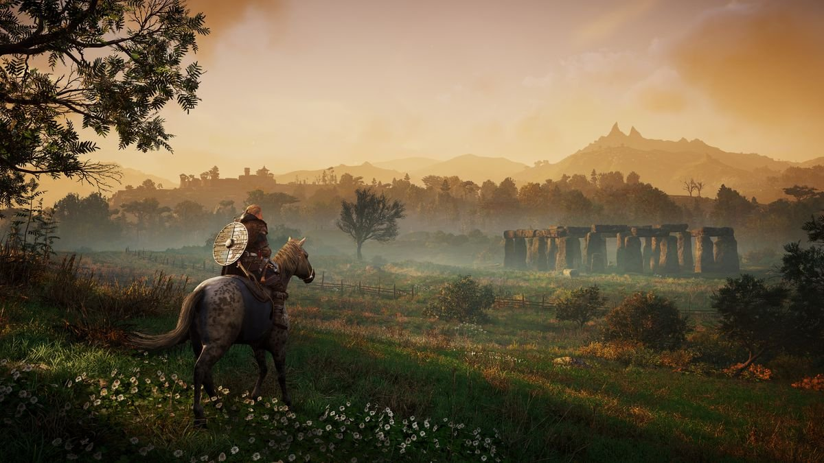 The New Worlds Of Assassin'S Creed Valhalla
