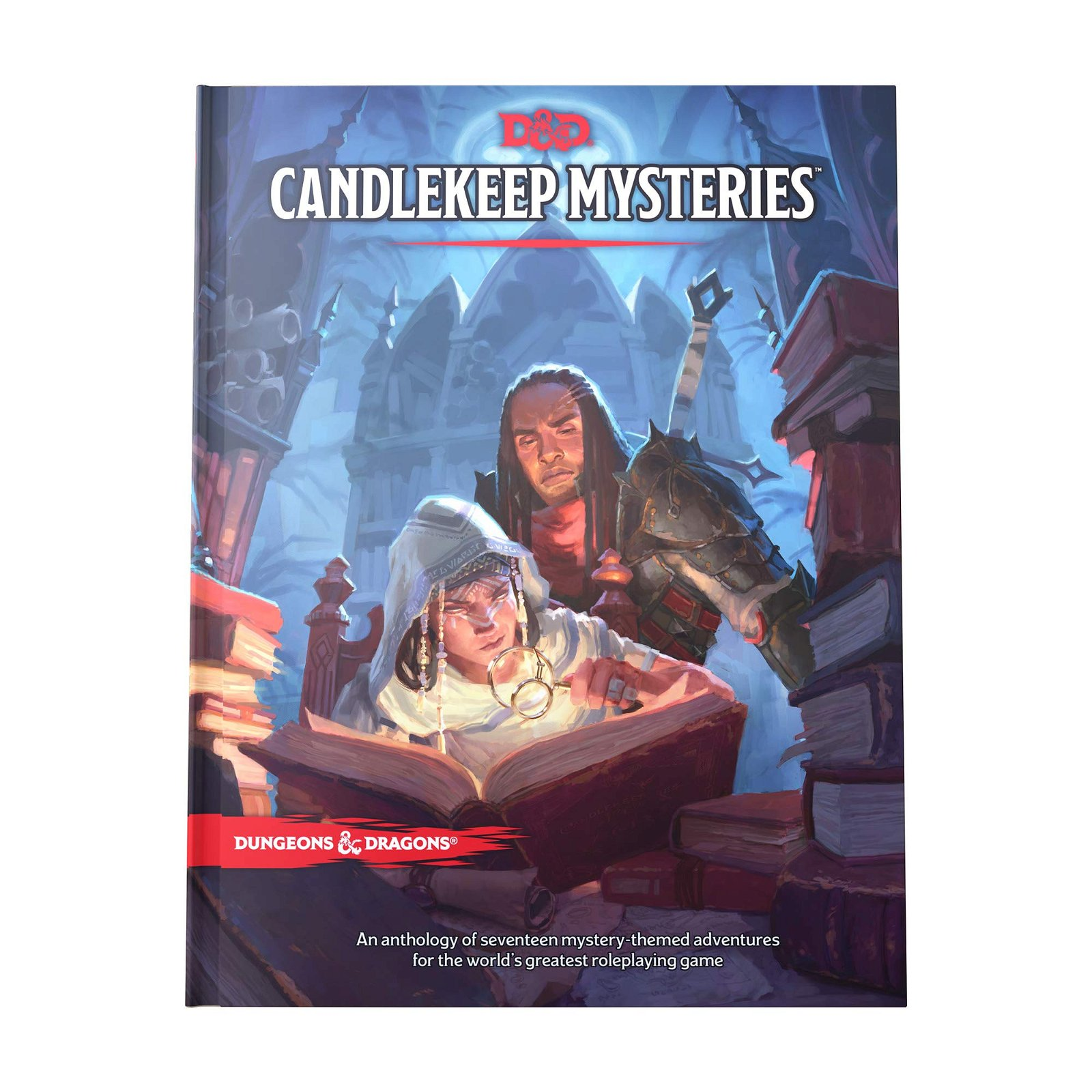 Candlekeep Mysteries (Dungeons & Dragons)