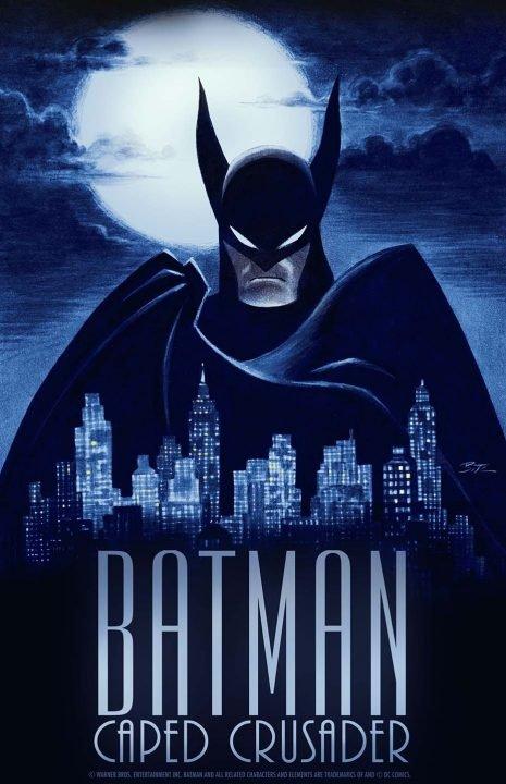 New Animated Series Batman: Caped Crusader Coming To Hbo Max