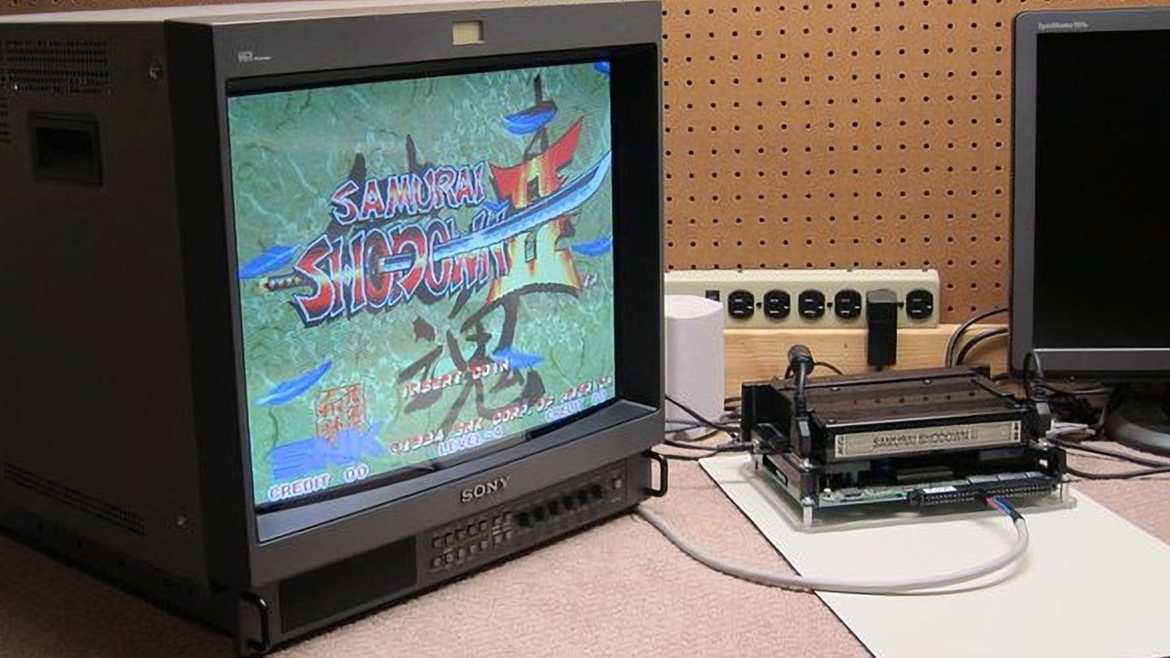 We Need Brand New CRTs for Brave New World 1