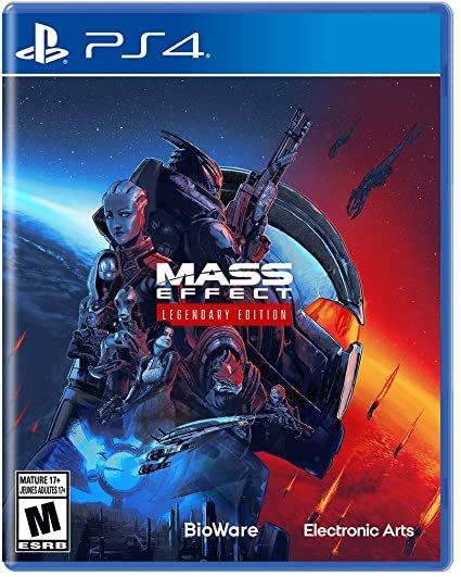 Mass Effect Legendary Edition Review 5