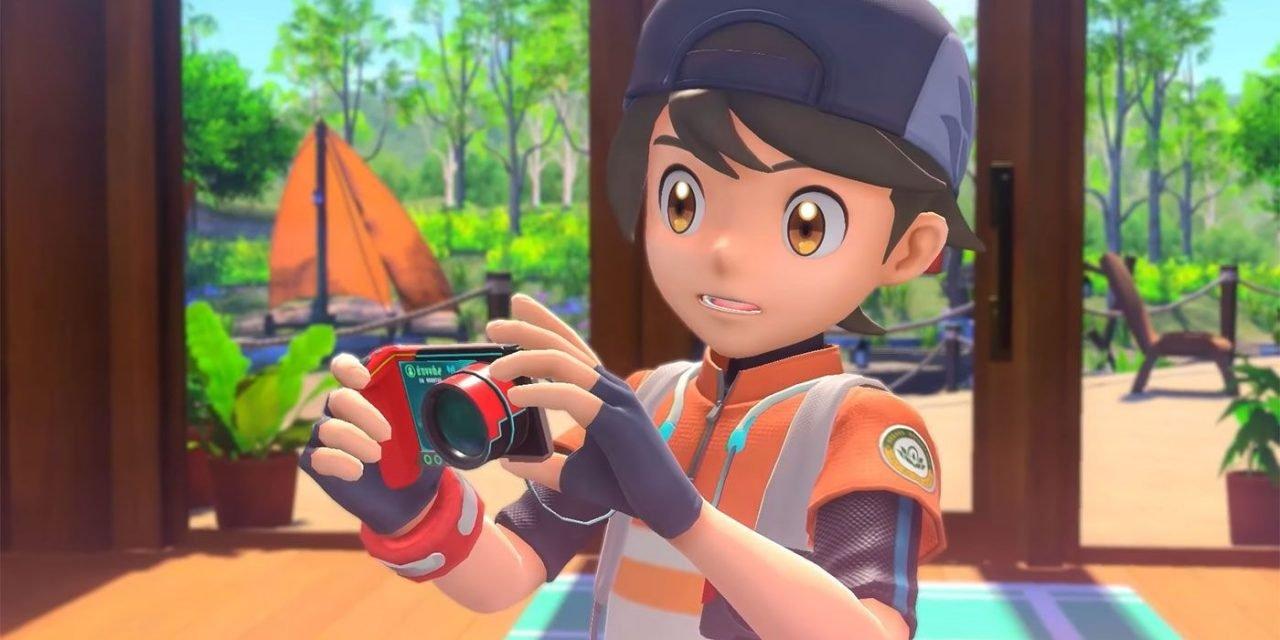 New Pokémon Snap Review 1