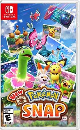 New Pokémon Snap Review 3
