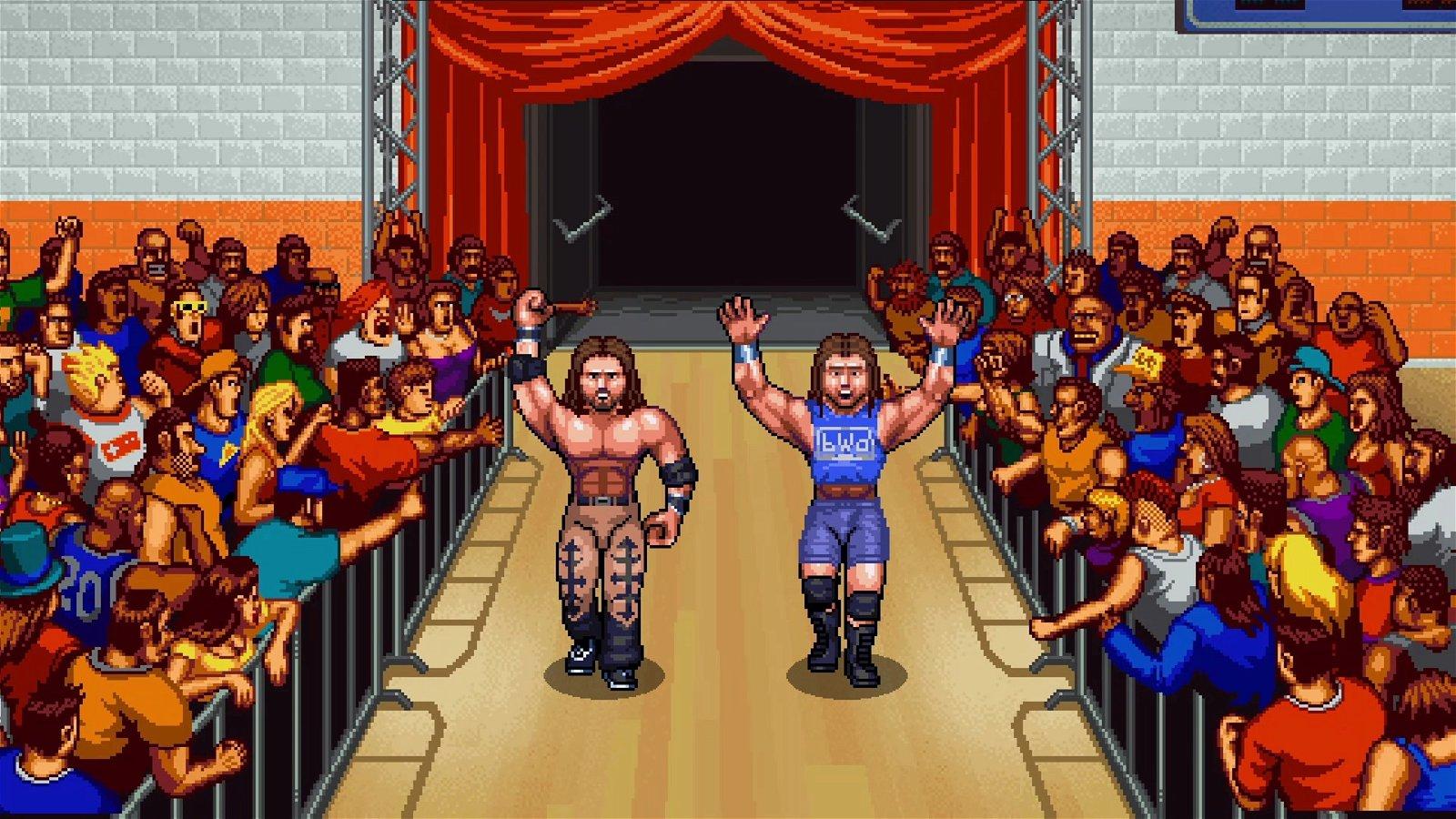 RetroMania Wrestling (Xbox Series X) Review
