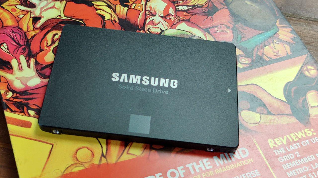 Samsung 870 Evo SSD Review