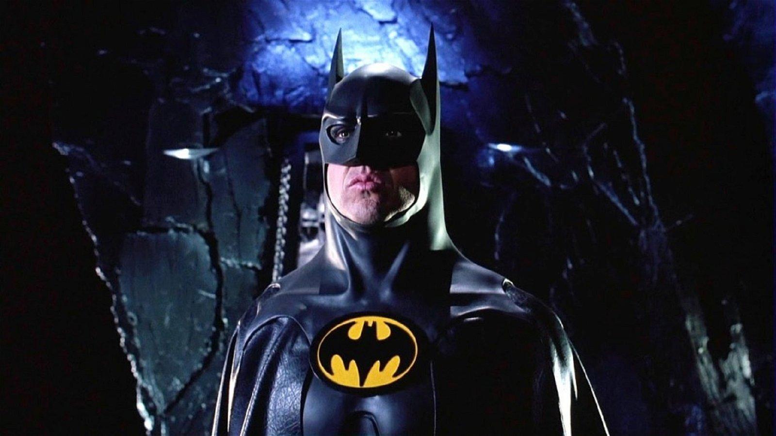 The Flash Set Photos Leak To Reveal Michael Keaton Batman's Wayne Manor