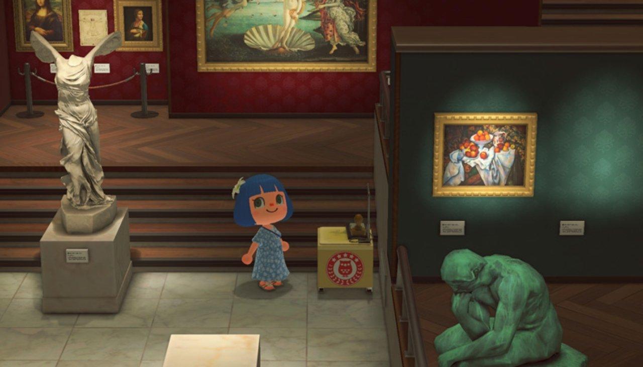 Animal Crossing Celebrates International Museum Day! 1