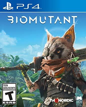 Biomutant Review 1
