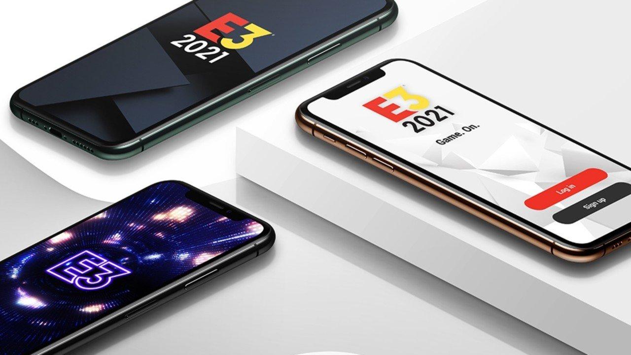 E3 2021 Online Portal and App Announced