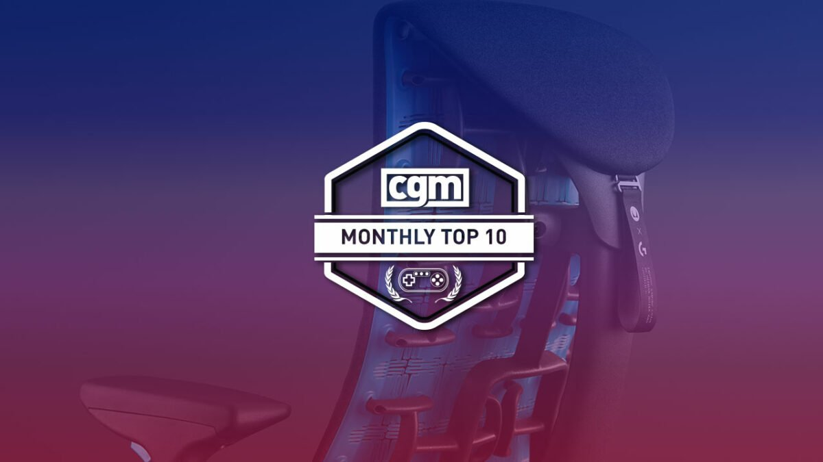 CGM Monthly Top 10 Reviews: May 2021