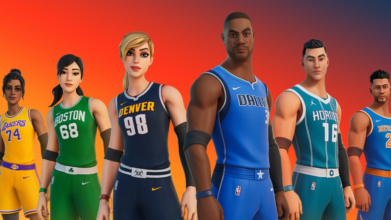 Fortnite Teams Up With the NBA