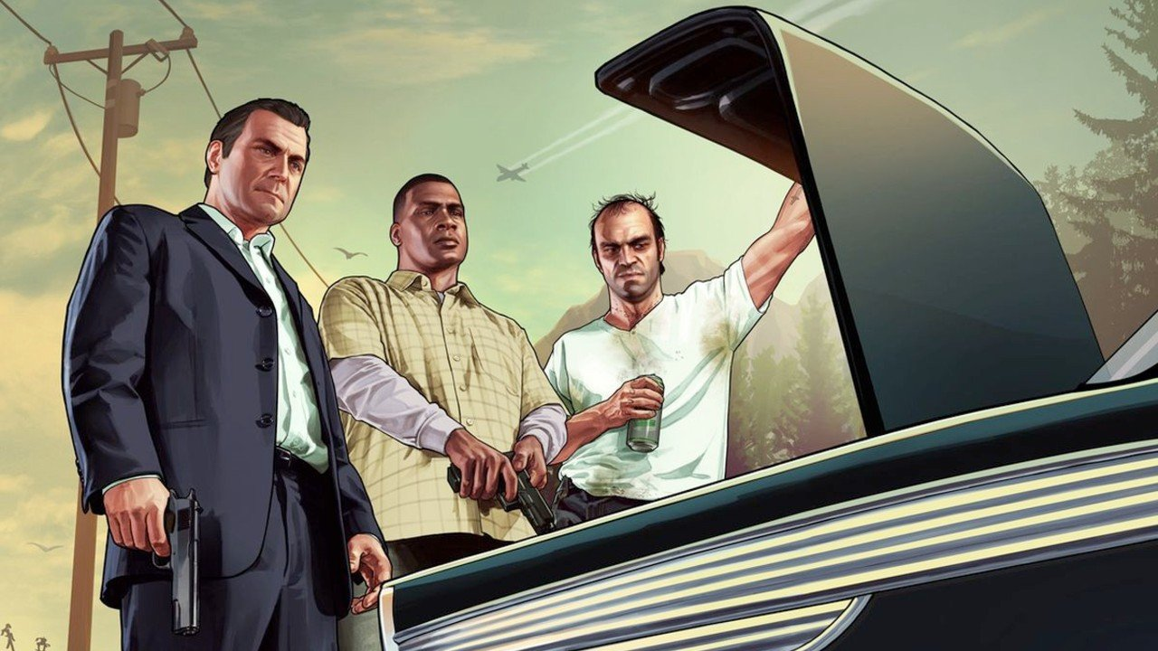 GTA 5 launches on PS5 and Xbox Series X|S on November 11th