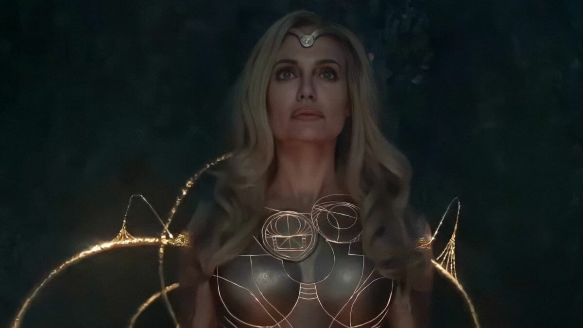 Marvel's Eternals Gets First Full Trailer