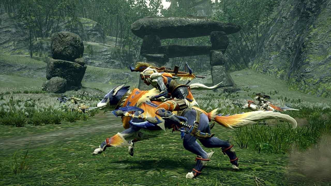 Monster Hunter Rise Breaks Capcom's Previous Record Profits