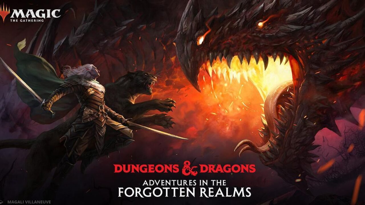 Planeswalk to the Forgotten Realms in Magic's Summer Set
