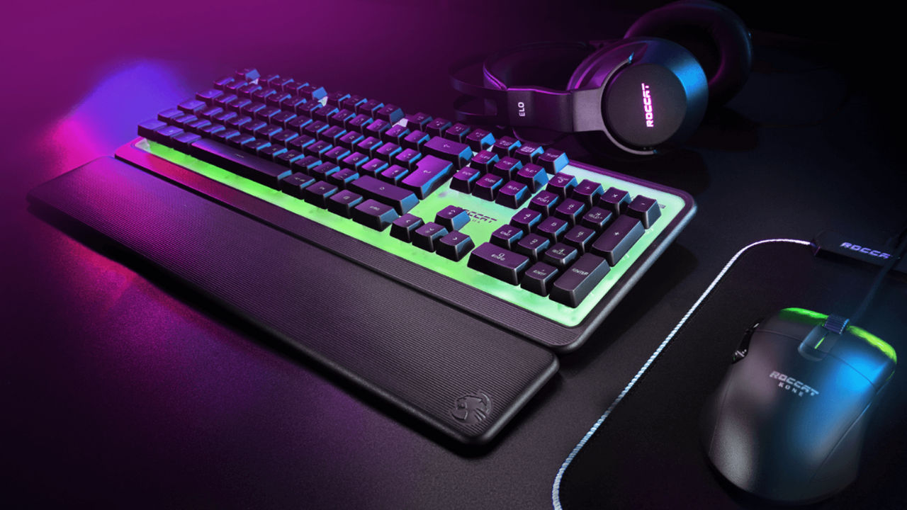 ROCCAT Reveals Two New Keyboards—Pyro and Magma 1