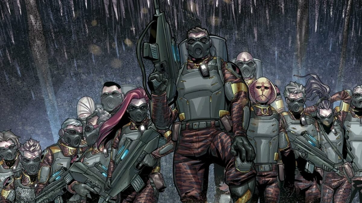Tales of Science Fiction: HELL #1 Review 1