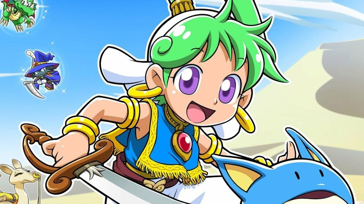 Wonder Boy Asha in Monster World Review 1