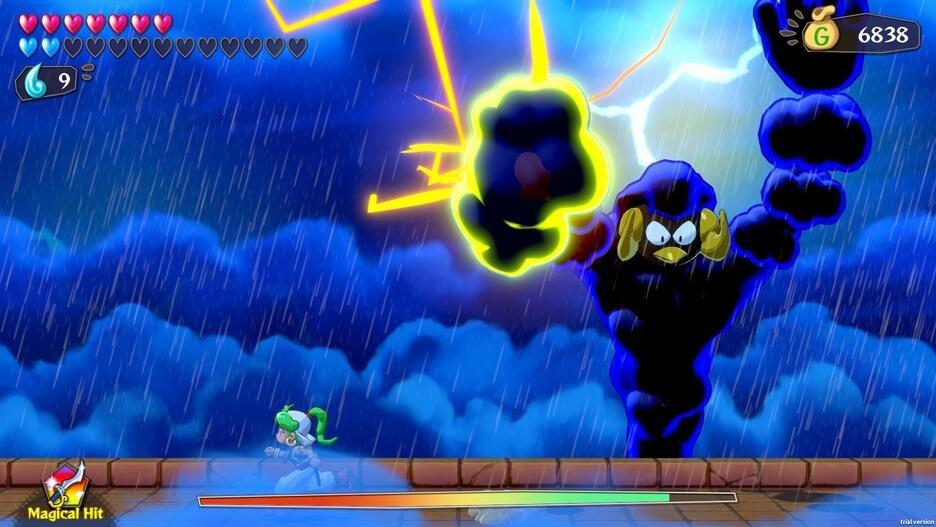 Wonder Boy Asha In Monster World Review 2