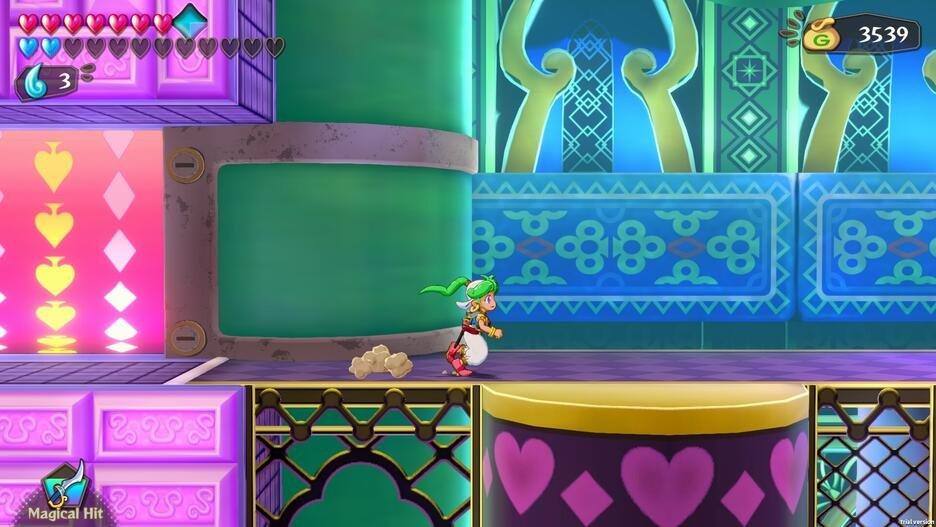 Wonder Boy Asha In Monster World Review 4