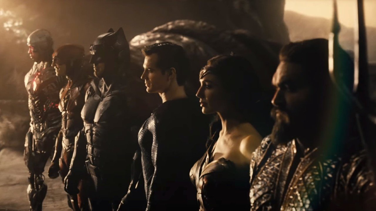 Zack Snyder's Justice League releasing on 4K UHD and Bluray on May 24