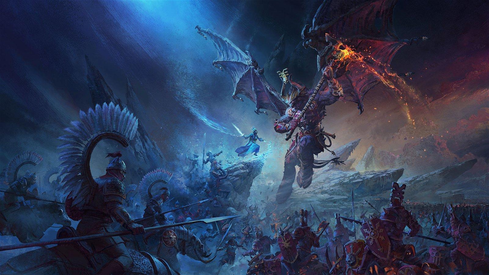 Total War: Warhammer III Preview