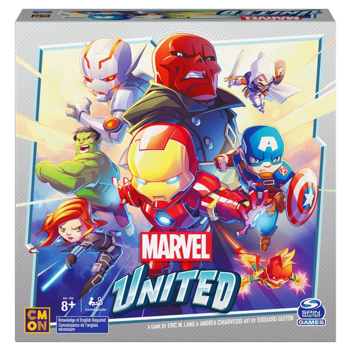 Marvel United 4