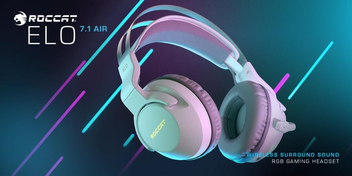 Roccat Elo 7.1 Air Wireless Headset