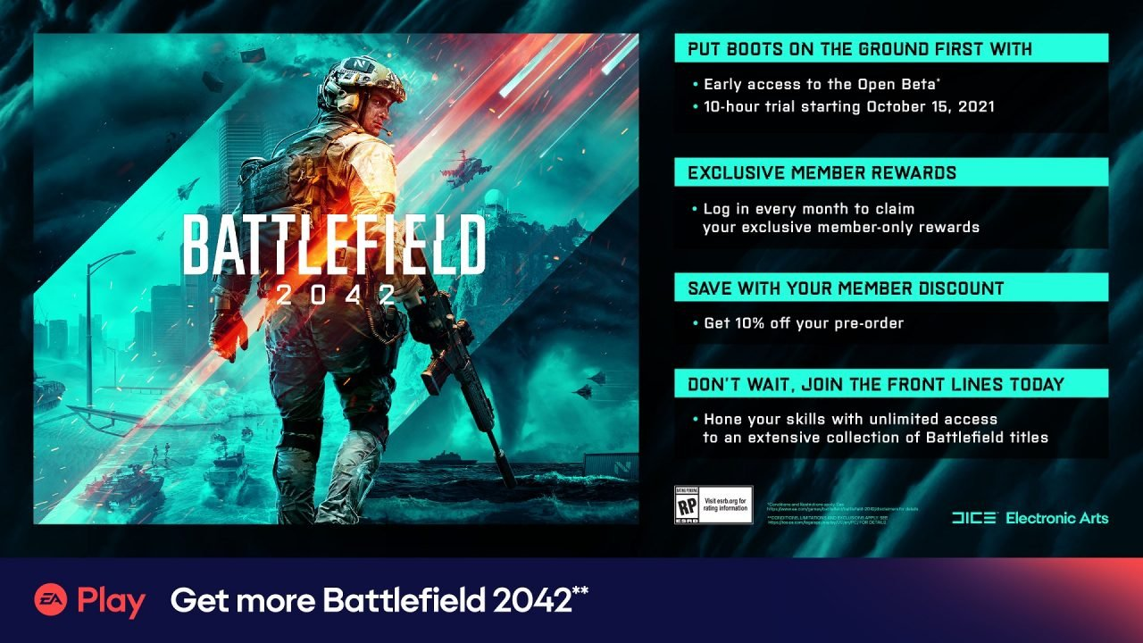 Battlefield 2042 Revealed - What You Need To Know