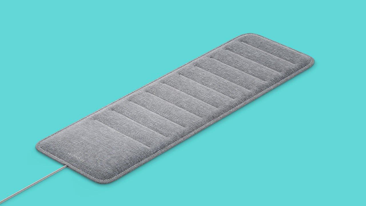 Withings' Sleep Tracking Mat