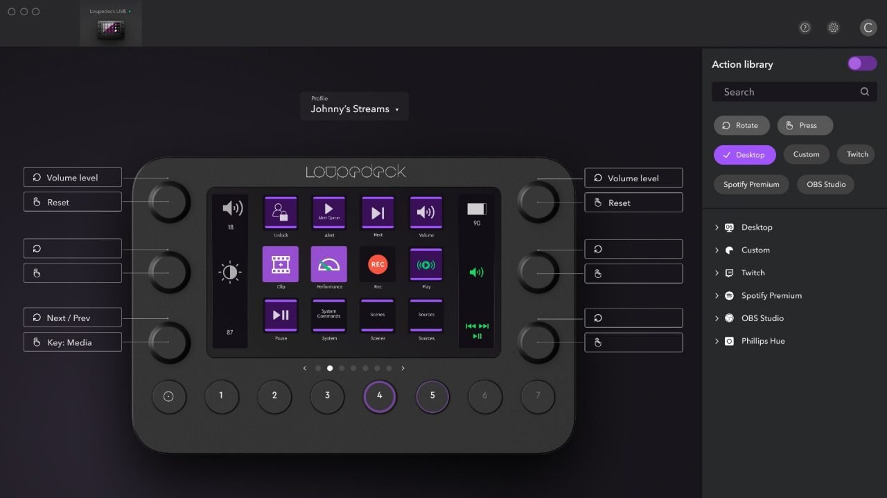 Loupedeck Announces New Simplified Ui For Its Custom Consoles