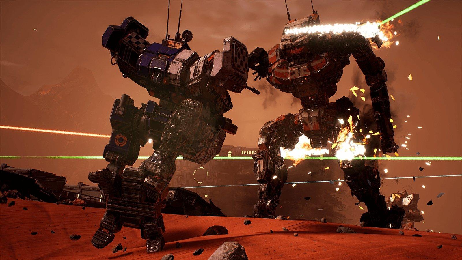 MechWarrior 5: Mercenaries review 8