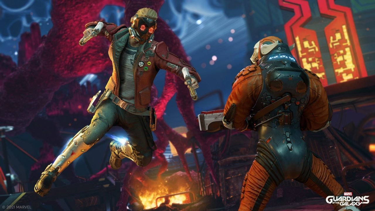 Square Enix Presents Opened With Marvel'S Guardians Of The Galaxy, An Original Single-Player Adventure From Eidos-Montréal.