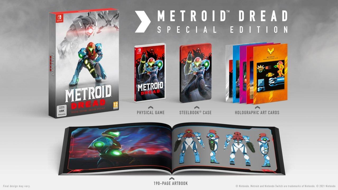 Metroid Dread Announced At Nintendo Direct E3 2021