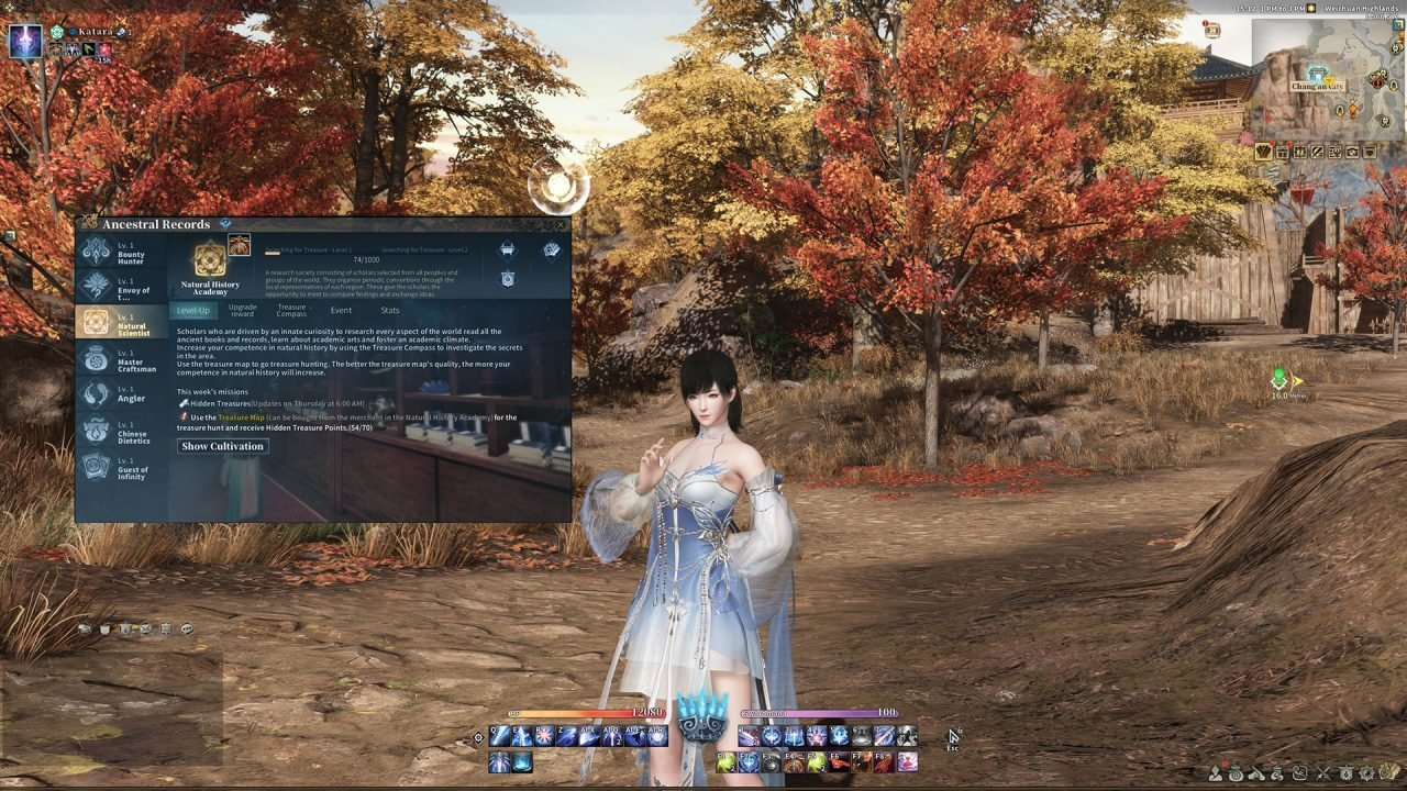 Swords Of Legends Online Offers Three Varities Of Pve Quests, Dubbed Ancestral Records, That Allow Players To Earn Exclusive Rewards.