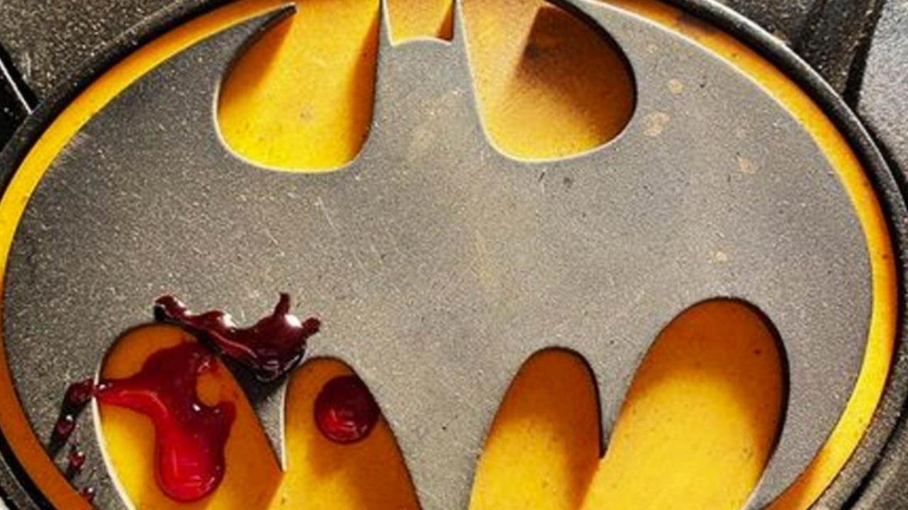 Batman In The Flash