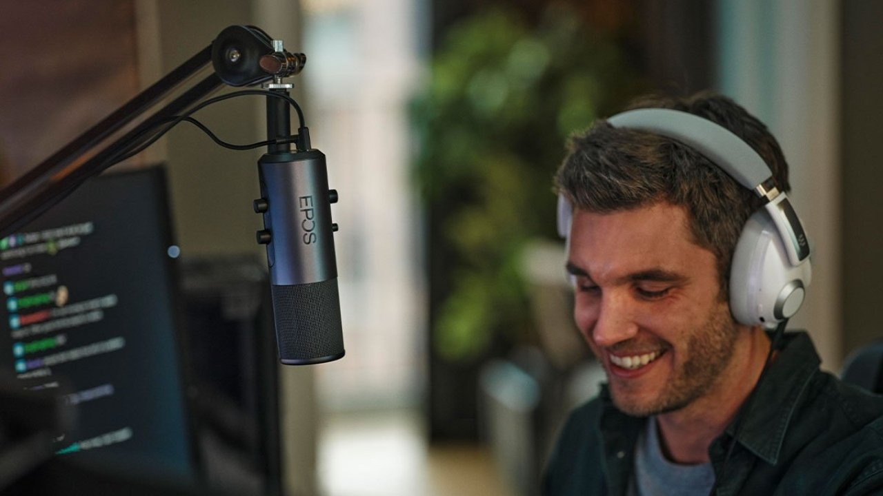 EPOS B20 Streaming Microphone Review 7